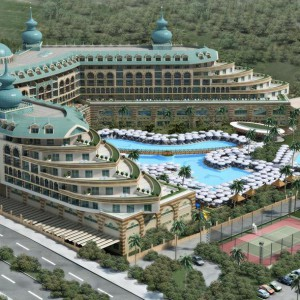 Турция Crystal Sunset Luxury Resort & Spa 5*
