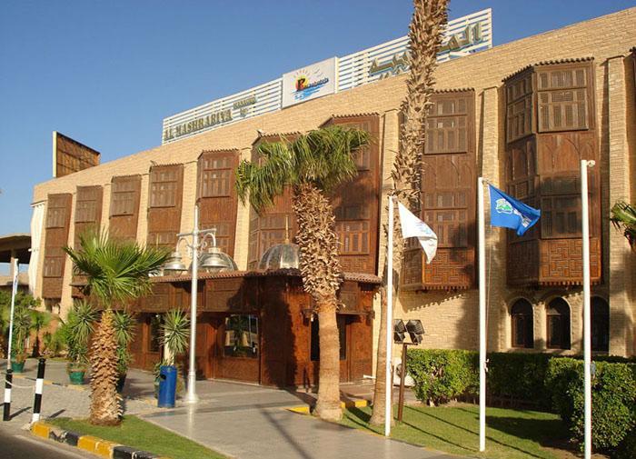 Al Mashrabiya Beach Resort  3